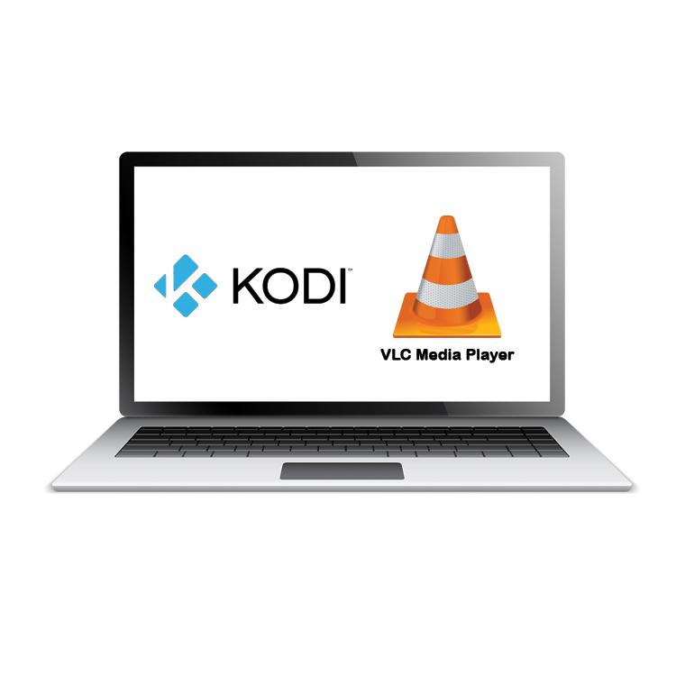 Dator (KODI & VLC) SvenskIPTV