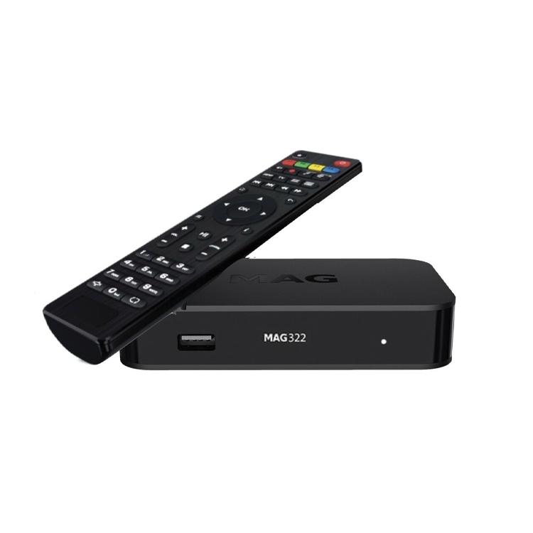MAG-box SvenskIPTV
