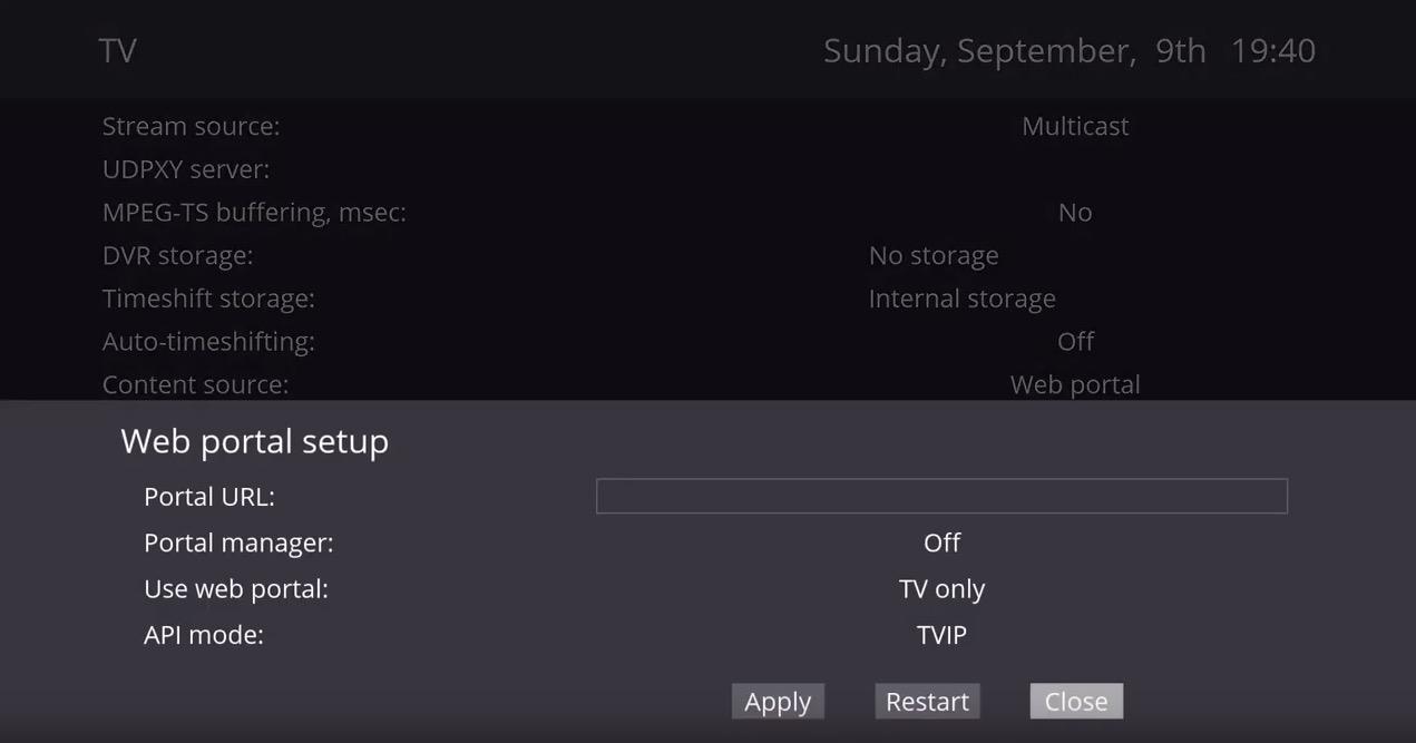SvenskIPTV TV-IP 2